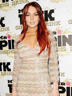 Lindsay Lohan Height Body Shape