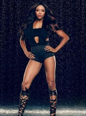 Alicia Fox Height Body Shape