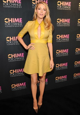 Blake Lively Height Body Shape