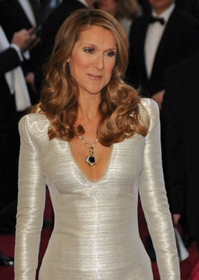Celine Dion Body Measurements
