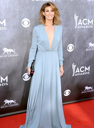 Faith Hill Height Body Shape