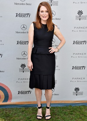Julianne Moore Height Body Shape