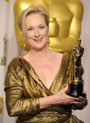 Meryl Streep Body Measurements