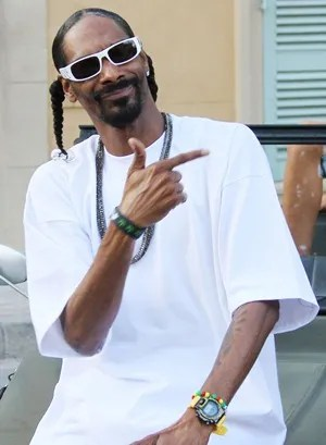 Snoop Dogg Body Measurements