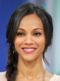 Zoe Saldana Body Measurements Bra Size Height Weight Vital Stats Bio