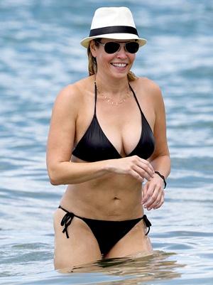 Chelsea Handler Body Measurements