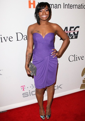 Fantasia Barrino Height Body Shape