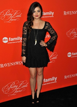 Lucy Hale Height Body Shape
