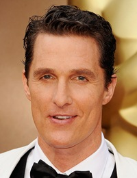 Matthew McConaughey Body Measurements Height Weight Shoe Size Vital Stats