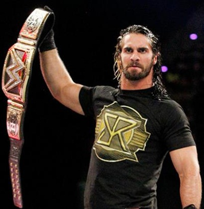Seth Rollins Body Measurements