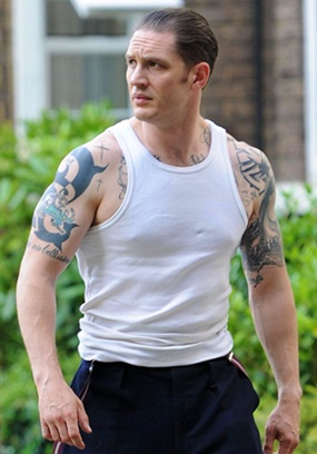 Tom Hardy Body Measurements