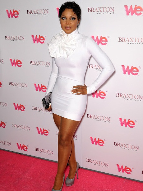 Toni Braxton Body Measurements Stats