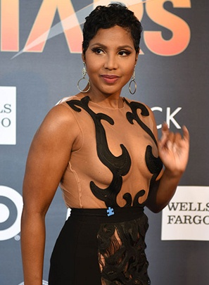 Toni Braxton Body Measurements