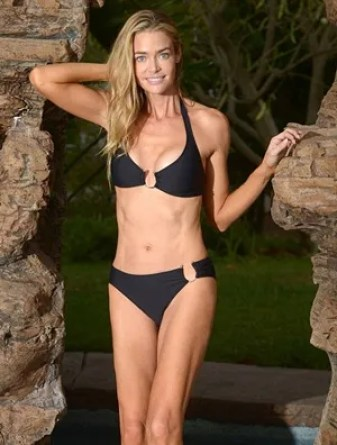 Denise Richards Body Measurements
