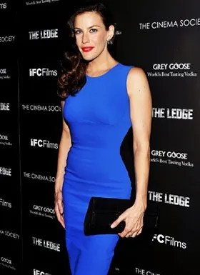 Liv Tyler Body Measurements