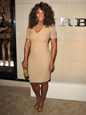 Serena Williams Height Body Shape