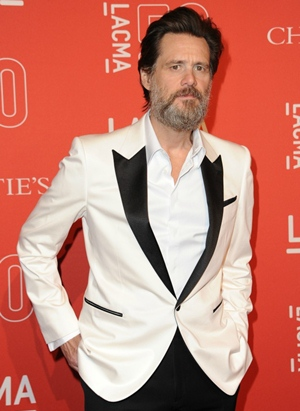 Jim Carrey Height Body Shape