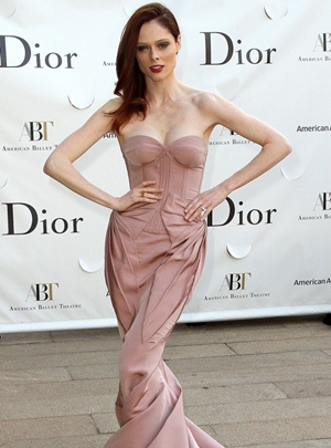 Coco Rocha Body Measurements
