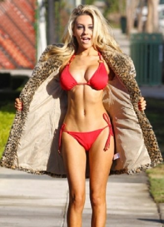 Courtney Stodden Body Measurements