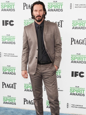 Keanu Reeves Height Body Shape