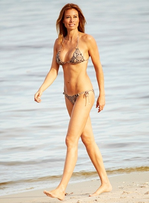 Melanie Sykes Height Body Figure Shape
