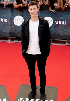 Shawn Mendes Height Body Shape