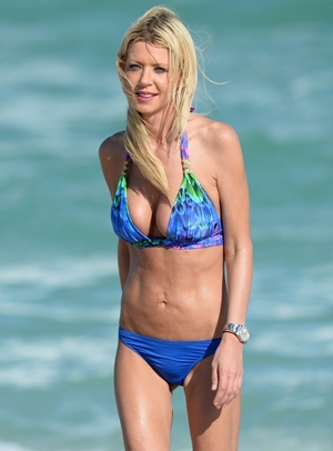 Tara Reid Body Measurements Bra Size