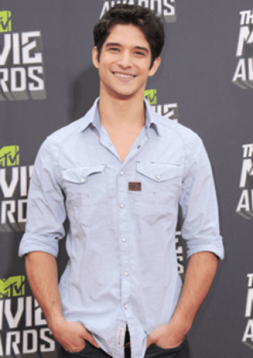 Tyler Posey Body Measurements