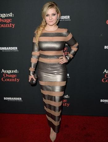 Abigail Breslin Body Measurements Bra Size Height Weight