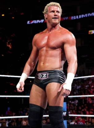 Dolph Ziggler Body Measurements