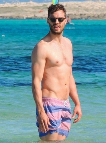 Jamie Dornan Body Measurements