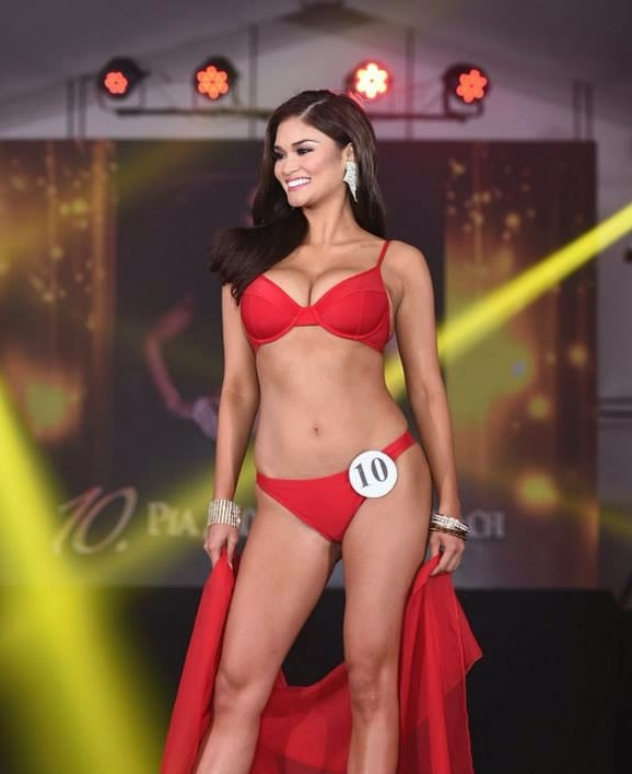 Miss Universe 2018 Catriona Gray Height Weight Measurements