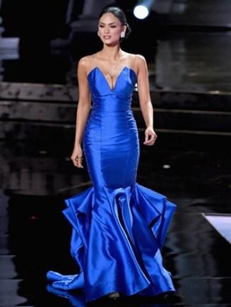 Pia Wurtzbach Miss Universe 2015 Body Measurements