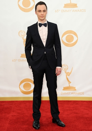 Jim Parsons Height Body Shape
