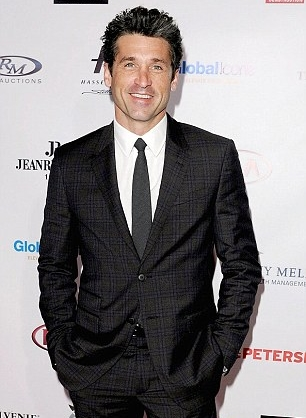 Patrick Dempsey Body Measurements