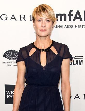Robin Wright Body Measurements