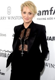 Sharon Stone Body Measurements Height Weight Bra Size Shoe Vital Stats