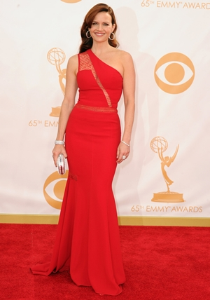 Carla Gugino Height Body Figure Shape