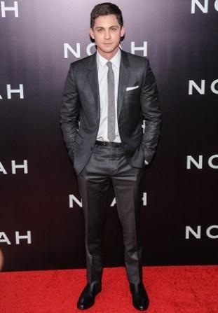 Logan Lerman Height Weight Body Shape