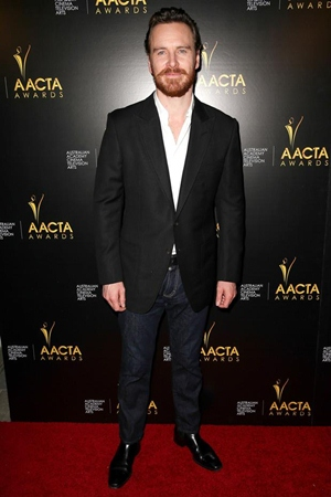 Michael Fassbender Body Measurements Height Weight Shoe