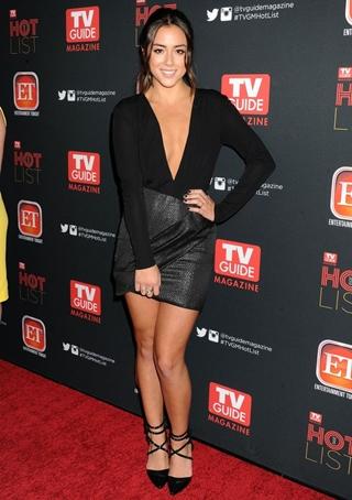 Chloe Bennet Height Weight Body Figure Shape