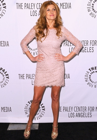 Connie Britton Height Weight Body Figure Shape