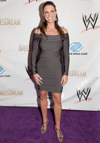 Stephanie McMahon Height Weight Body Figure Shape