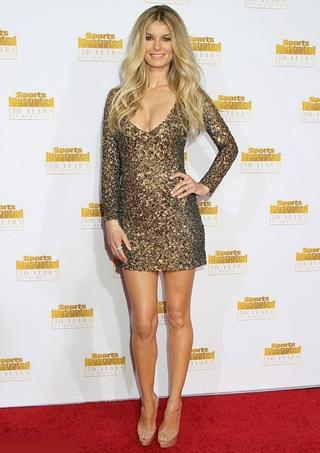 Marisa Miller Height Weight Body Figure Shape