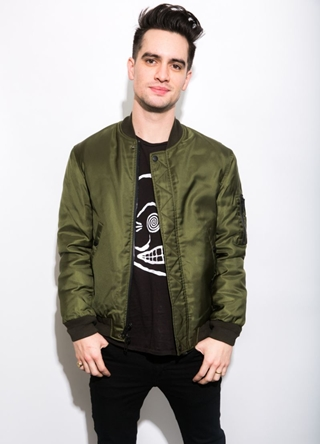 Brendon Urie Height Weight Body Shape