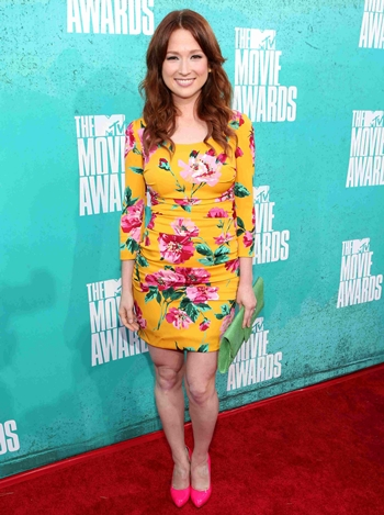 Ellie Kemper Height Weight Body Figure Shape