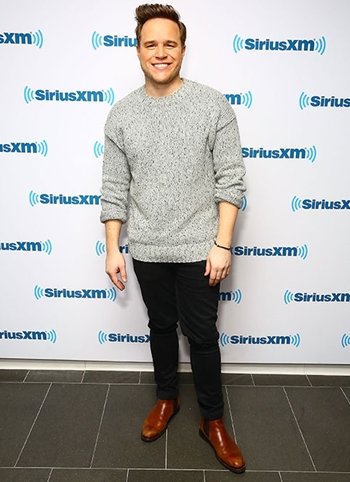 Olly Murs Height Weight Body Shape