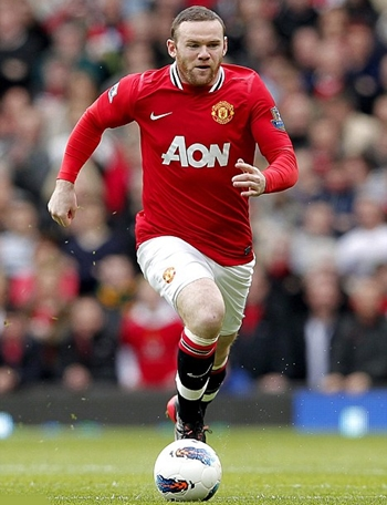 Wayne Rooney Height Weight Body Shape