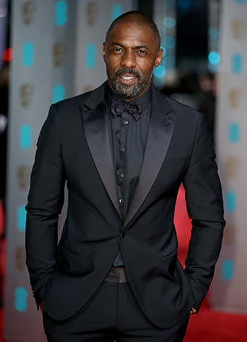 Idris Elba Height Weight Body Shape