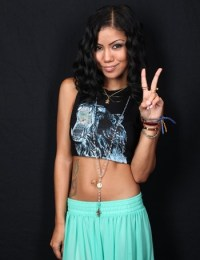 Jhene Aiko Height Weight Bra Size Body Measurements Vital Stats Bio